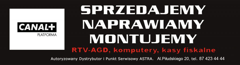 naprawa RTV Serwis Pisz